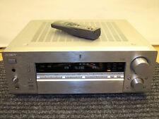 Sony STR-DB1070    6.1    Heimkino-Receiver in silber     mit Anleitung