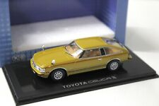 1:43 Norev Toyota Celica X gold NEW bei PREMIUM-MODELCARS