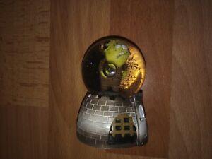 Frankenstein Waterball Spooky Small Snow Globe Style Halloween