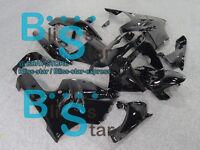 Black ABS Fairing Kit Fit Kawasaki Ninja ZX9R ZX-9R 1995 1996 1994-1997 12 A1
