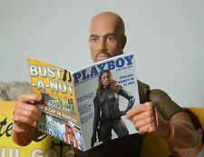 1/6 Scale Custom Playboy GI Joe Scarlett - includes several interior pages