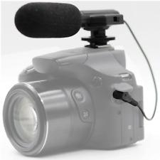 Vivitar Universal Mini Microphone MIC-405 for Nikon D5300 Digital Camera External Microphone