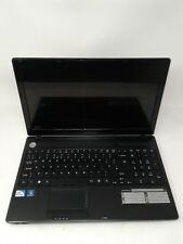 "EMACHINES E732Z 15.6"" INTEL DUAL CORE 4GB RAM 250GB HDD HDMI Win7 DVD RW WIFI.."