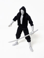 NOX-FST: FIGLot fabric hoodie & sweatpants for SHF or Figma 6