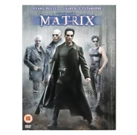The Matrix - DVD - Movie Film - 1999 - Keanu Reeves, Laurence Fishburne - New