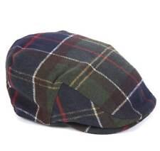 🔵 BARBOUR COPPOLA GALLINGALE TARTAN FLAT CAP MHA0558 NEW FW 21/22 MODERNIST STO