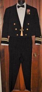 US Navy Officer Dinner Dress Blue Uniform
