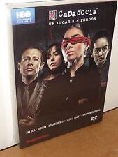 CAPADOCIA SEGUNDA TEMPORADA (DVD) 4-Disc! Subtitles: English, Portuguese, NEW!