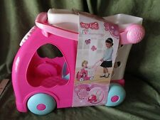 My Life As Lil Shop Ride Shopping Buggy Cart Fits All Dolls Doll Collection New