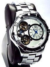 Elgin Man Silver-tone, Automatic  Sport Watch, FG9058