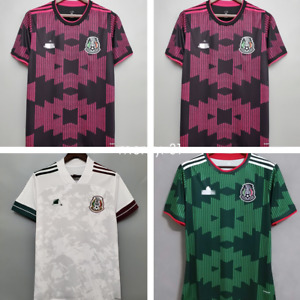 NEW  2021 /22 Mexico national football home/ away soccer Jersey