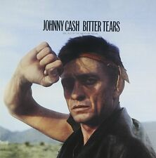 JOHNNY CASH : BITTER TEARS: BALLADS OF THE AMERICAN INDIAN (CD) sealed
