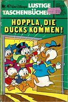 Walt Disney LTB  Nr. 47 - Hoppla, die Ducks kommen ! (1977)