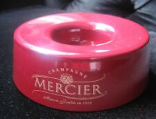 MERCIER CHAMPAGNE  ASHTRAY  CANDLE  TEALIGHT HOLDER NEW IDEAL FOR OUTSIDE