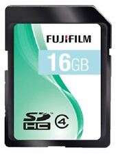 FujiFilm SDHC 16GB Memory Card Class 4 for Panasonic Lumix DMC-TZ15