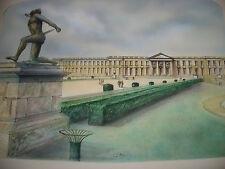 RAFLEWSKI Rolf - aquarelle originale - 1981/Pologne/Allemagne