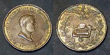 Médaille Souvenir du Centenaire de l'Empereur Napoléon I. 1769-1869. Bronze