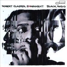 ROBERT GLASPER CD - BLACK RADIO (2012) - NEW UNOPENED