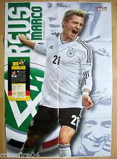 XXL-Poster 82 x 56,5 cm Deutsche Nationalmannschaft Borussia Dortmund Marco Reus