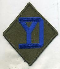 Vietnam Era US Army 26th Infantry Division Color Patch