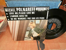 "michel polnareff""love me,please love me""ep7""or.holland.palette:eppb7271biem.1966"