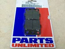 NEW PARTS UNLIMITED REAR BRAKE PADS FOR THE 2001-2005 YAMAHA YFM 660 660R RAPTOR