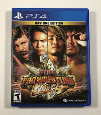 Fire Pro Wrestling World (PlayStation 4, 2019) PS4 - Fast Shipping