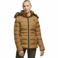 The North Face Womens Gotham II Jacket British Khaki Size Small