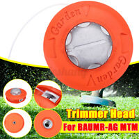 Bump Feed Line Trimmer Head Whipper Snipper Brushcutter For BAUMR-AG MTM Garden