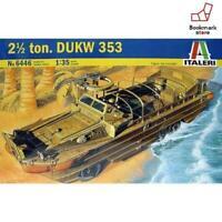 New Tamiya Italeri 6446 1/35 DUKW 353 amphibious truck F/S from Japan