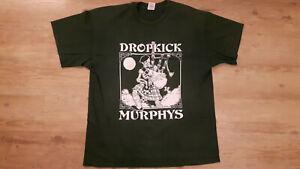 Dropkick Murphys Shirt  Fields of Athenry XL RAR