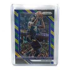 Myles Turner Indiana Pacers 2018-19 Panini Prizm Basketball Card in Sleeve
