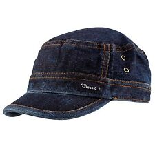 Trendy Denim Cap for Men/Women