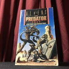 Prey (Alien vs. Predator, Book 1) by Steve and Stephani Perry, Bantam 1994