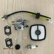 Carburetor For Echo GT2000 GT2100 SRM2100 Carb Fuel Line Zama C1U-K52 Air Filter