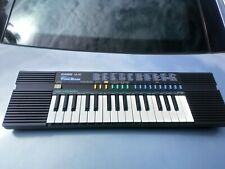 Casio SA-20 Electronic Keyboard 100 Sound Tone Bank Piano. super condition