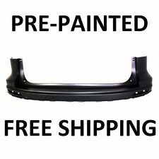 NEW Painted To Match - Rear Upper Bumper Cover Replacement 2010 2011 Honda CRV