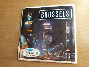 Vintage Brussels VIEWMASTER made in Belgium C-358 Sawyers