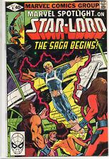 MARVEL SPOTLIGHT #6 Star-Lord 1st Appearance 1980