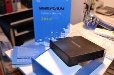 Minis Forum Z83-F Fanless Mini PC