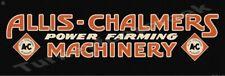 ALLIS CHALMERS POWER FARMING MACHINERY  6