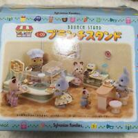 Sylvanian Families BRUNCH STAND MI-09 Vintage Rare Retired Calico Critters Epoch