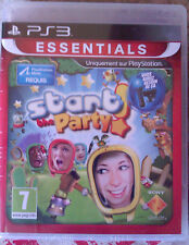 "JEU PS3 ""Start The Party"" (plus de 20 Mini-Jeux) SONY NEUF SOUS BLISTER"