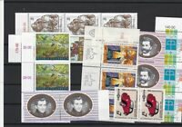 Austria  Mint Never Hinged Stamps Mostly Strips & Pairs ref 23083
