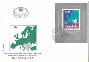 FDC 1988 Yugoslavia Balkans Security Council Foreign Affairs Politics