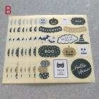 Halloween die-cut seal Ceria from Japan FREE SHIPPING