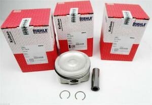4 Schmiedekolben Kolben Opel 2,0i Turbo C20LET MAHLE STD 0117900