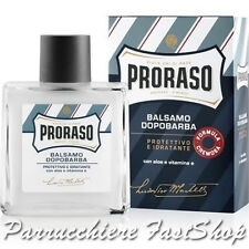 Extremely creamy yet non-oily Balm that deeply Revitalizes Skin Blue Proraso ®