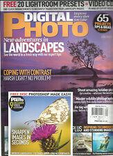 DIGITAL PHOTO MAGAZINE, SEPTEMBER, 2016  ISSUE # 211  NEW ADVENTURE IN LANDSCAP