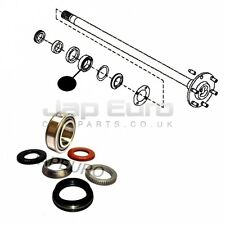 For NISSAN NAVARA 2.5 TD D40 6PC REAR AXLE HALF SHAFT WHEEL BEARING REPAIR KIT